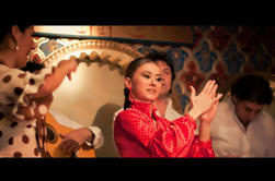 Show Flamenco y Menú Especial en Torres Bermejas en Madrid