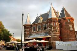 Excursão a pé de Amsterdã de grupo pequeno