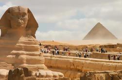 2 Noites, 1 Dia de Passeio pelo Cairo pelo Trem de Dormir de Luxor
