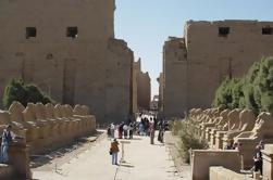 2 Noites, 1 Dia de Viagem Privada para Luxor do Cairo pelo Trem do Pesadelo