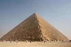 Excursión privada a las Pirámides de Giza y la Esfinge y Museo Egipcio