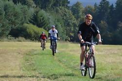Ciclismo de montaña desde Praga: Excursión de un día alrededor del río Sazava