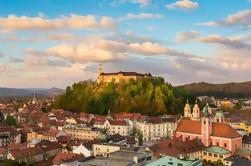 Excursión Panorámica de Grupo Pequeño de Liubliana