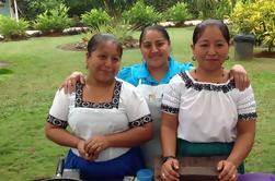 Fabricación de chocolate maya en Belmopan