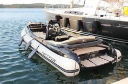 Blu Cave y sus alrededores Viaje en barco desde Split