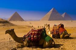 Tour Privado a las Pirámides de Giza desde el Aeropuerto de El Cairo