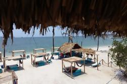 Excursión de un día a la playa de Bomba incluyendo almuerzo de Cartagena