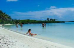 Excursión de un día a Isla Contoy y Isla Mujeres