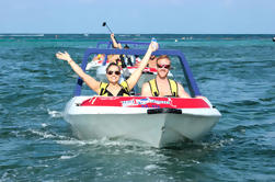 Speedboot en Snorkel Jungle Tour van Cancun