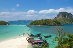 Excursión de un día a Krabi Island Hopping en lancha rápida desde Phuket