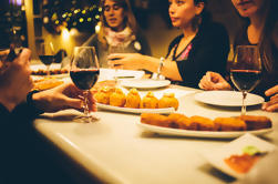 Petite restauration en groupe et dîner à Barcelone