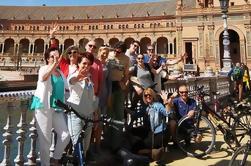 Tour guiado de bicicleta eléctrica en Sevilla