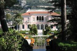 Excursión privada de día completo de los pueblos y villas de la Riviera francesa desde Niza