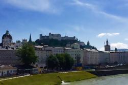 Paseo privado personalizado de Salzburgo