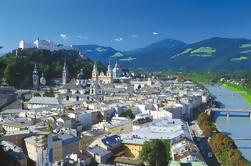 Tour privado de la ciudad de Salzburgo y zona del distrito del lago