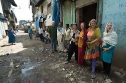 Tour privado a pie de los barrios pobres de Dharavi