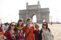 Excursão privada de dia inteiro em Mumbai