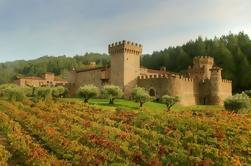 Napa Wine Tour Desde San Francisco con Castello Di Amorosa Incluyendo Almuerzo