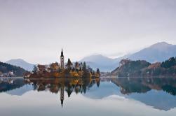 Excursión de medio día al lago Bled y Castillo Visita a un taller de impresión antigua de Ljubljana