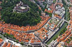 Zentrales Ljubljana Fahrradverleih