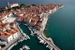 Piran y Portoroz Perlas de la excursión de medio día de la costa adriática eslovena desde Ljubljana