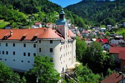 Idrija Excursión de medio día: Ciudad de la UNESCO incluyendo el Castillo y la Mina de Ljubljana