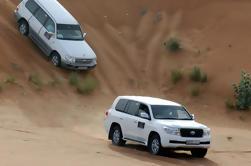 Safari en el desierto en Dubai con cena de barbacoa y shows en vivo