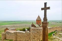 Excursión de medio día al monasterio de Khor Virap de Ereván