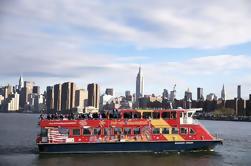 Crucero por el horizonte de la ciudad de Nueva York