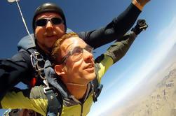 Paracaidismo en tándem en Las Vegas