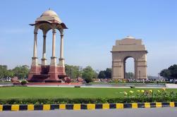 Tour Privado de la Ciudad de Delhi Saliendo desde el Aeropuerto de Delhi