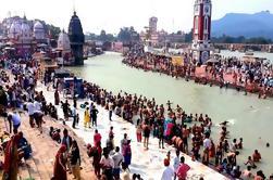 Día privado de viaje a Haridwar y Rishikesh Día de Delhi