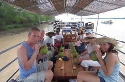 Excursão guiada de grupo pequeno do delta do Mekong da cidade de Ho Chi Minh