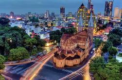 Excursión privada de día entero a Ciudad Ho Chi Minh y Cu Chi