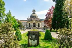 El Santuario de Loyola, Getaria, Zarautz y San Sebastián