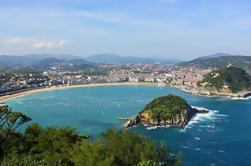 Excursión de un día a San Sebastián desde Bilbao