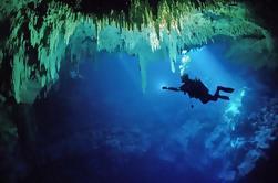 Cenotes 2-Tank Dive en Playa del Carmen