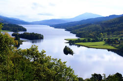 O Queens View Pitlochry eo Sma Glen Panoramic Tour de Edimburgo