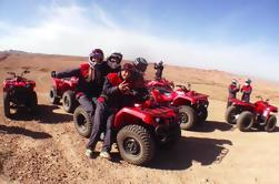 Excursion d'une journée guidée en vélo et en chameau à partir de Marrakech