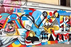 Street Art Omvisning i Madrid