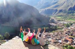 Tour de día completo: Valle Sagrado, Chinchero Textil Ce