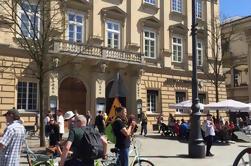 Bike Tour de Cracóvia com um Guia