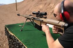 Paquete al aire libre de la gama del Shooting de Las Vegas con el ATV opcional y la excursión en helicóptero del Gran Cañón