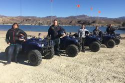 Tour de Tiro y ATV desde Las Vegas con vuelo opcional en helicóptero