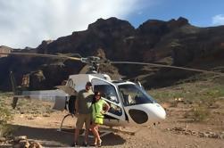 Gira al aire libre del shooting y viaje magnífico del helicóptero del barranco de Las Vegas con el viaje opcional de ATV