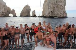 Crucero por la puesta de sol en Los Cabos