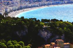 Tour privado de día completo en la Riviera Francesa