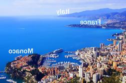 Villefranche Shore Excursion: Excursión de un día a Costa Azul, Mónaco e Italia