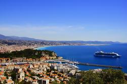 Villefranche Shore Excursion: Excursión de un día a Niza Eze Villefranche La Turbie y Mónaco