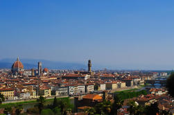 Piazzale Michelangelo Panoramic Private Walking Tour